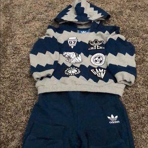 Adidas matching set